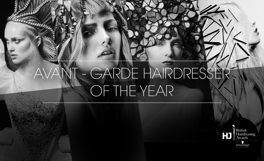 Avant Garde Hairdresser of the Year Past Winners Image