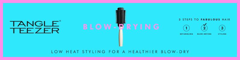 Tangle Teezer blow dry brush