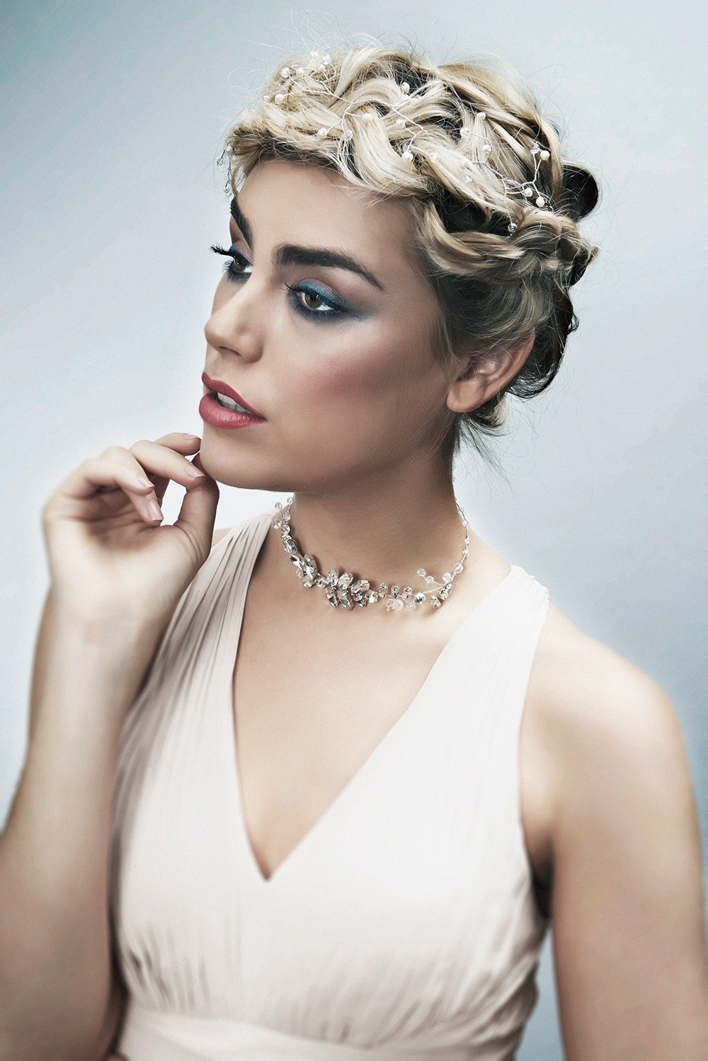 so you want to be a bridal hairdresser? - hji