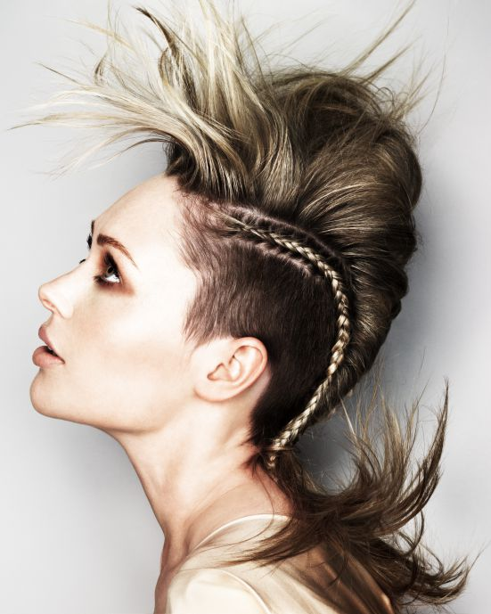 Terri Kay Eastern Hairdresser of the Year 2011 Collection pic 8