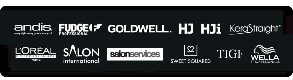 British Hairdressing Business Awards Sponsors
