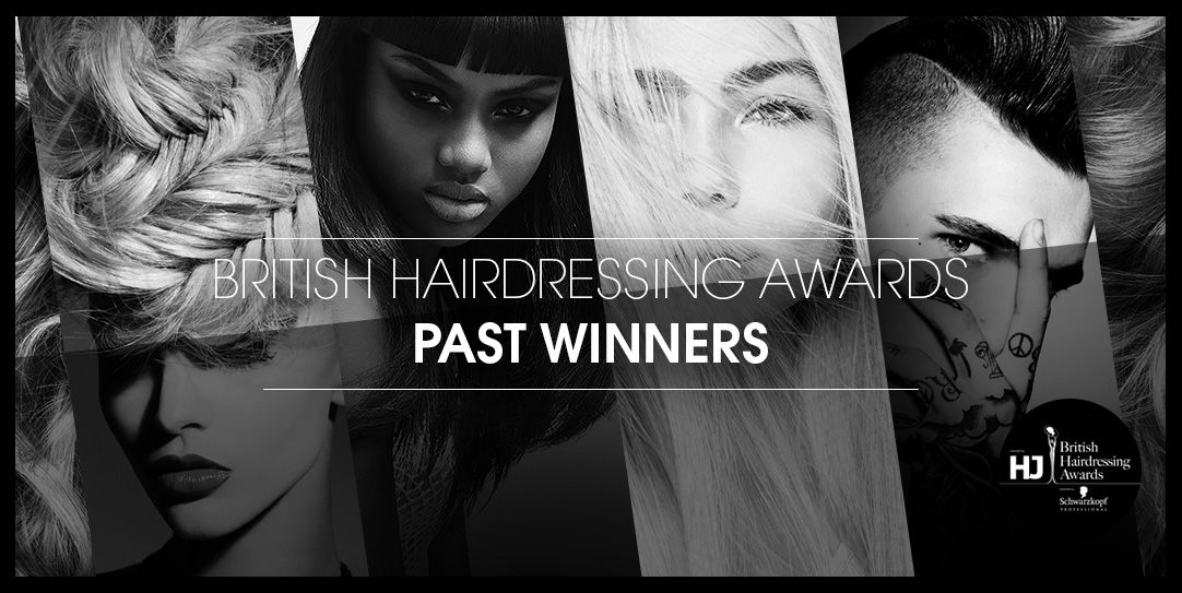 British Hairdressing Awards All past winners