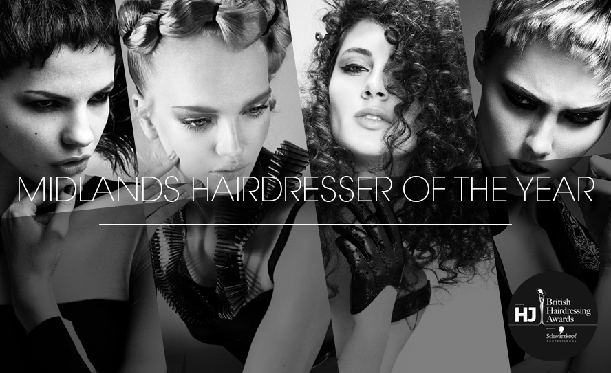 Midlands Hairdresser of the Year Past Winners Image
