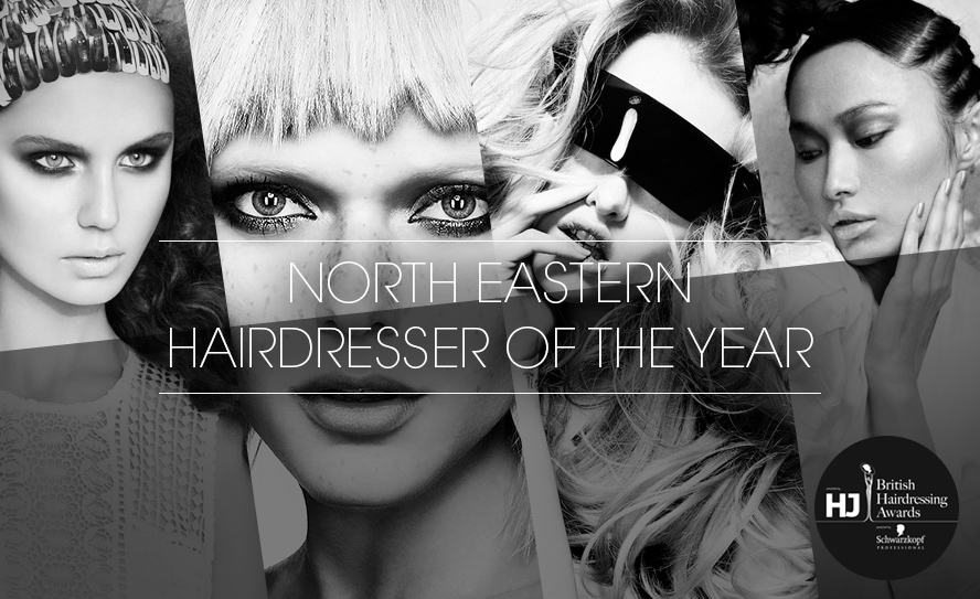 North Eastern Hairdresser of the Year Past Winners Image