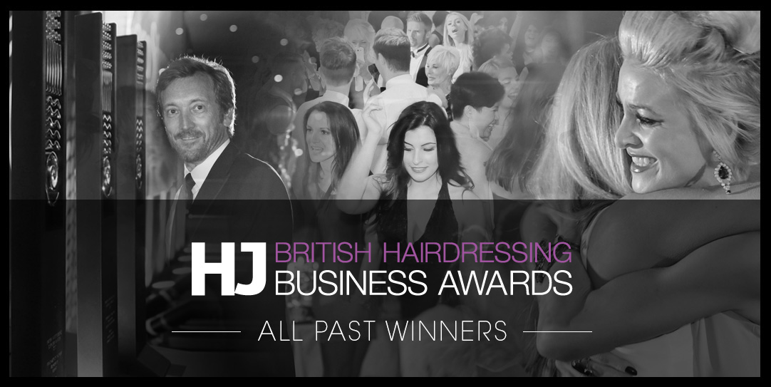 British Hairdressing Business Awards Past Winners