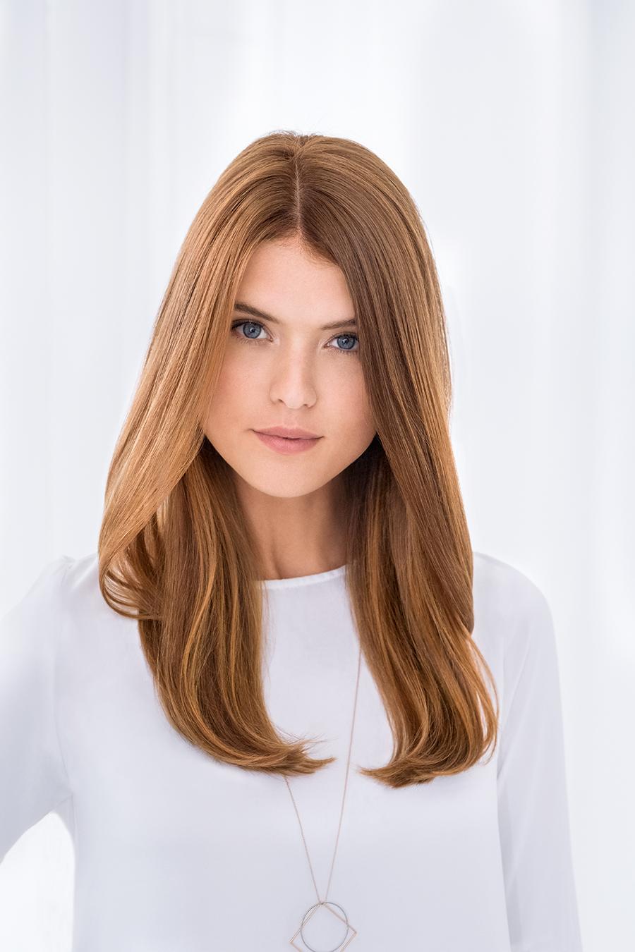WELLAPLEX Brown hair