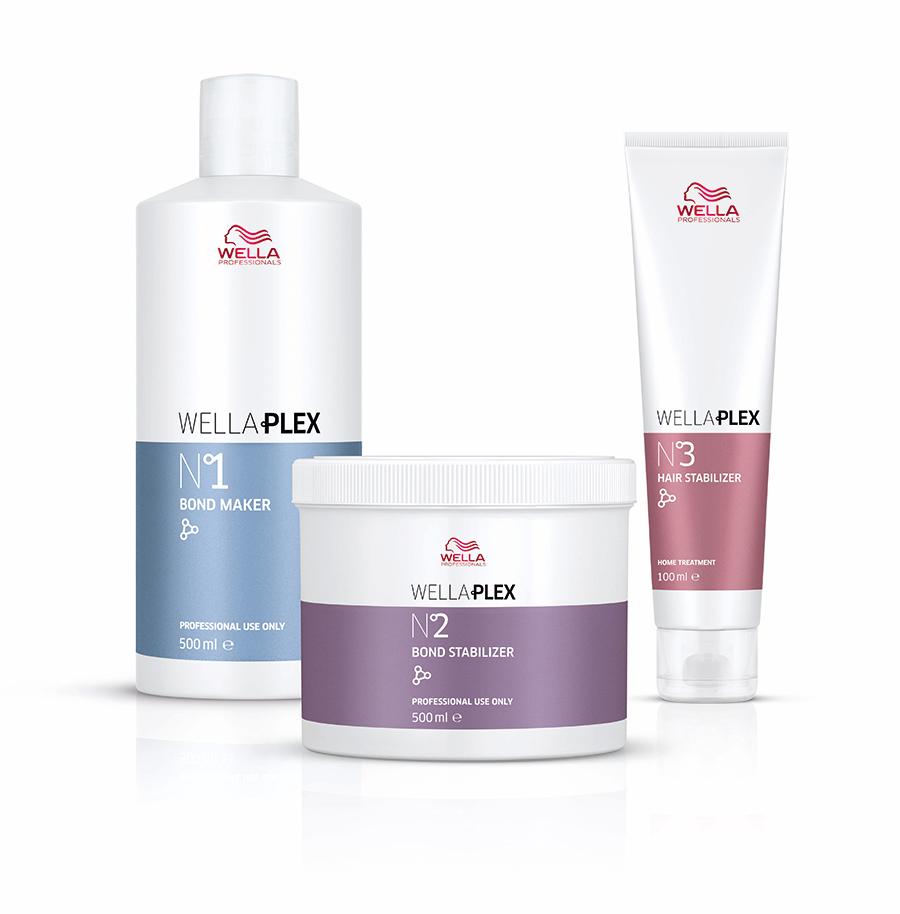 Wella Professionals Introduces Wellaplex Hji