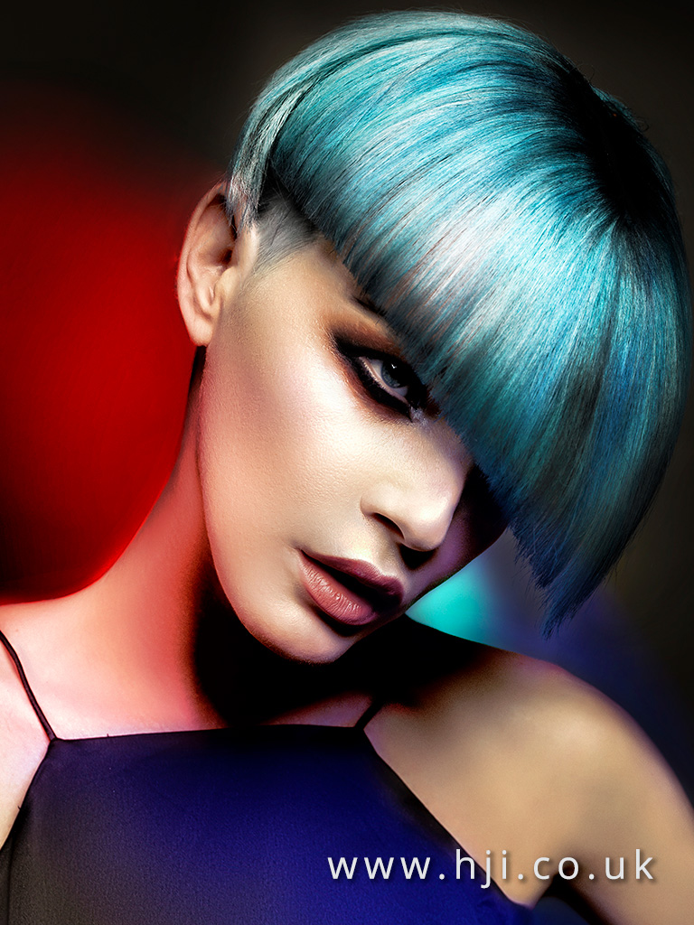 Desmond Murray London Hairdresser of the Year Finalist Collection