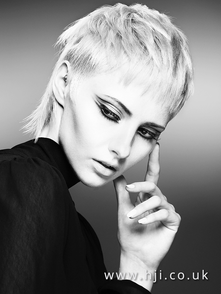 Helen Stillwell and Jessica Neil Eastern Hairdresser of the Year Finalist Collection