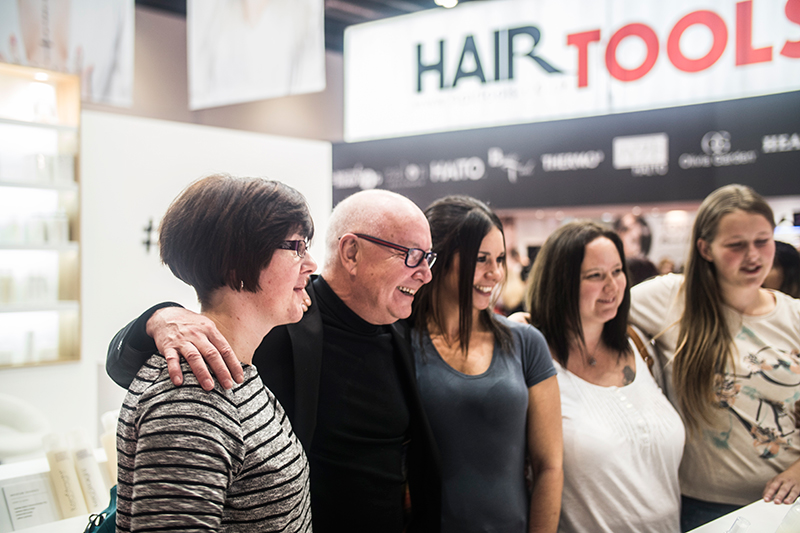 Visit Salon International trevor sorbie