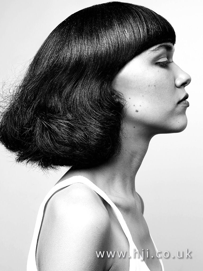 Darren Webster London Hairdresser of the Year Finalist Collection