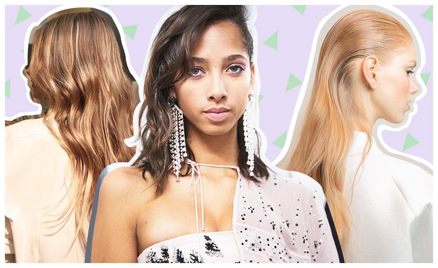 hair trends - airy fairy