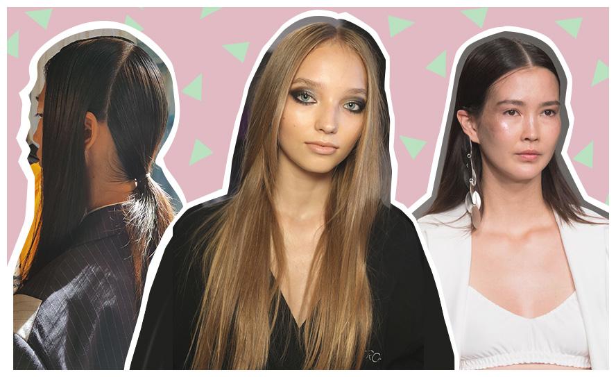 hair trends - sleek la freak