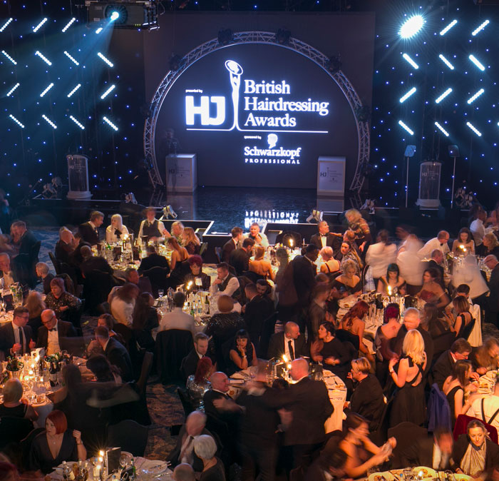 British Hairdressing Awards 2018