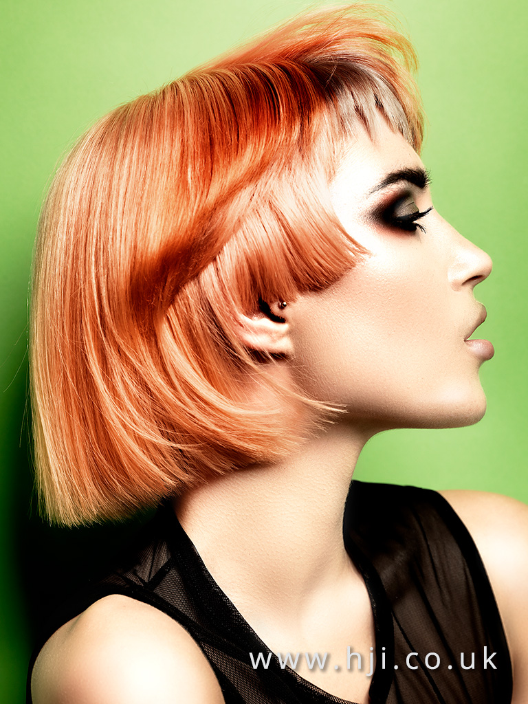 David Baker and Ben Hendry Southern Hairdresser of the Year Finalist Collection