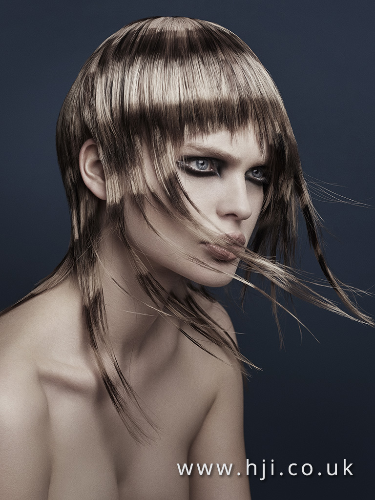 Sophie Chandler Newcomer Hairdresser of the Year Finalist Collection