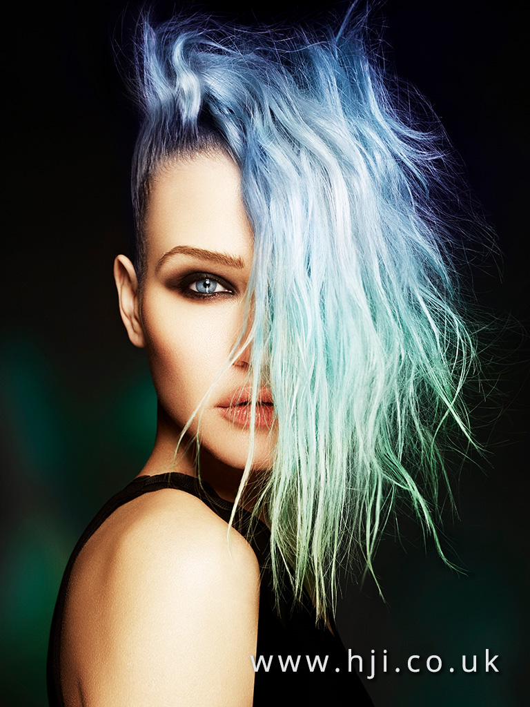 Richard Darby and Mark Leeson Schwarzkopf Professional Colour Technician of the Year Finalist Collection