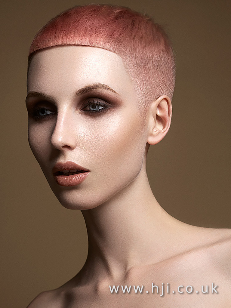 Isobel Eaton North Eastern Hairdresser of the Year 2017 Colleciton Pic 1