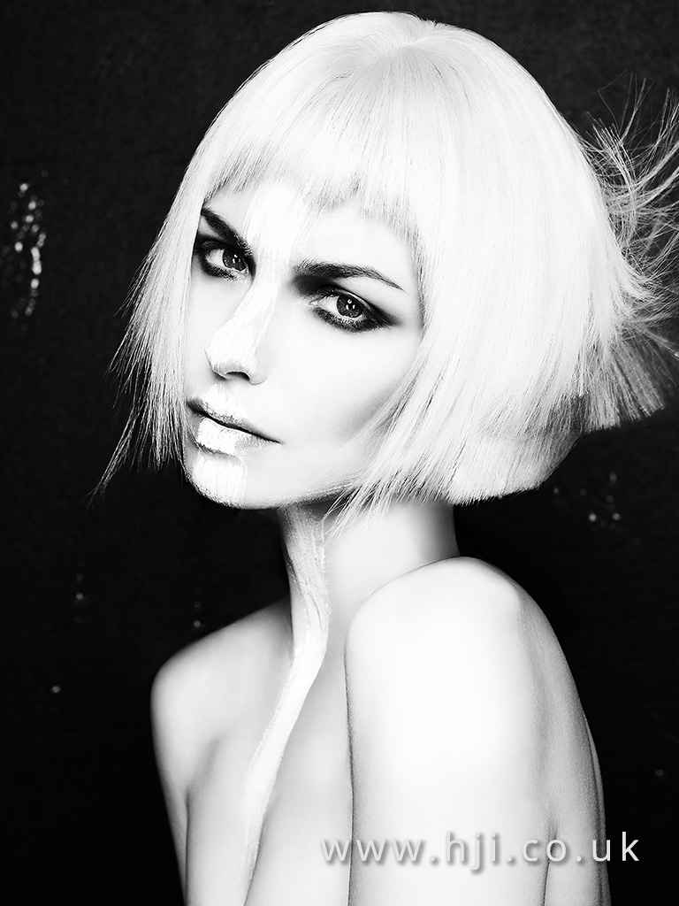 Joseph Ferraro North Eastern Hairdresser of the Year Finalist Collection