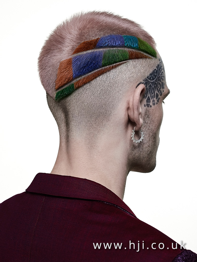 Michael Francos Men's Hairdresser of the Year Finalist Collection