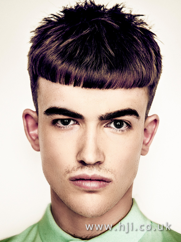 Jason Hall Men's Hairdresser of the Year Finalist Collection