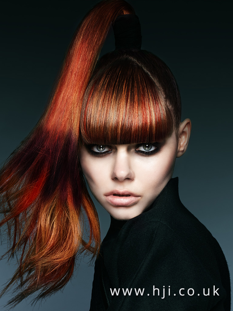 Ryan HumpageSouthern Hairdresser of the Year Finalist Collection