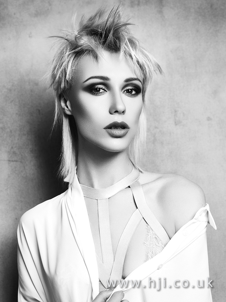 Altin Ismail Southern Hairdresser of the Year Finalist Collection
