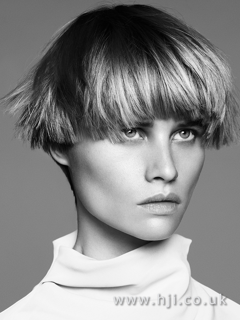 Kevin Kahan Northern Ireland Hairdresser of the Year Finalist Collection