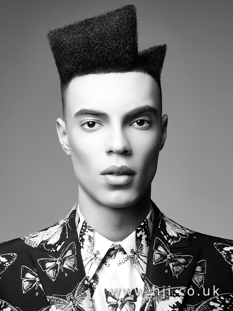 Terri Kay and Andrea Giles Men's Hairdresser of the Year Collection pic 7