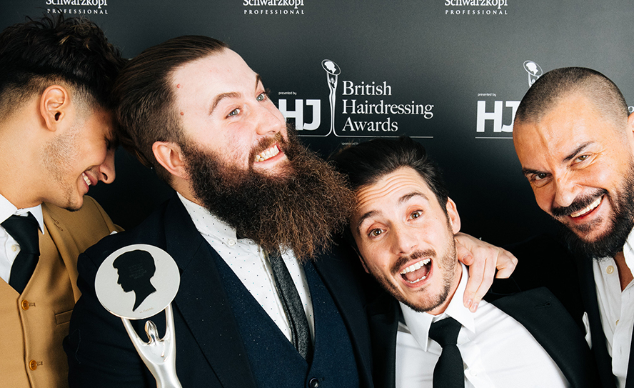 British Hairdressing Awards Social Media past winners