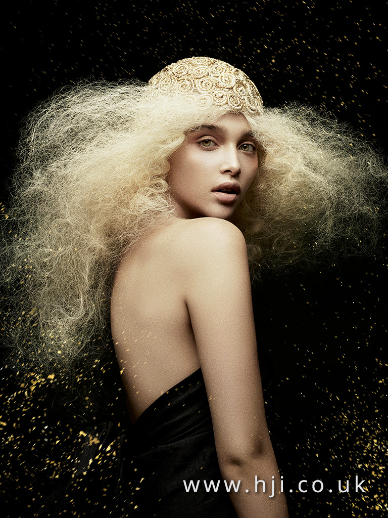 Joanne O'Neill Avant Garde Hairdresser of the Year Finalist Collection