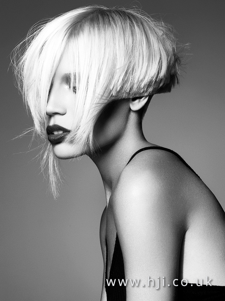 Jamie Stevens British Hairdresser of the Year Nominee Collection