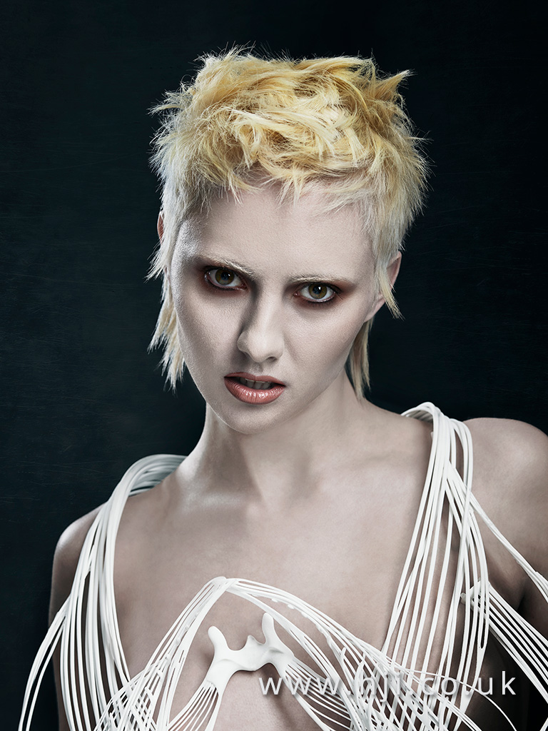 Melanie Tudor North Western Hairdresser of the Year Finalist Collection