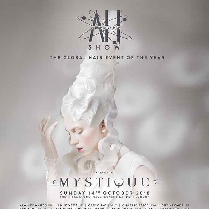 alternative Hair Show 2018 Mystique