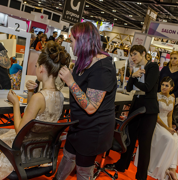 Salon International Competitions
