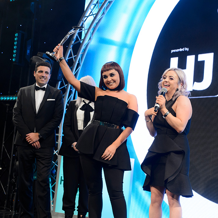 HJ's British Hairdressing Awards faqs
