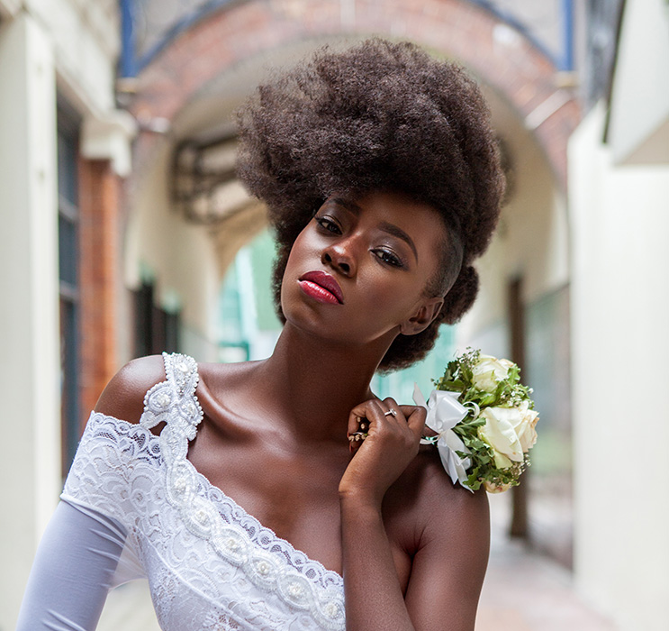 Marvelous 6 Tips For Styling Brides With Natural Afro Hair Hji Schematic Wiring Diagrams Amerangerunnerswayorg
