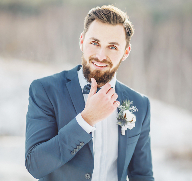 Wedding Beard Styles: The Grooming Guide: A Pre-Wedding Countdown For Grooms