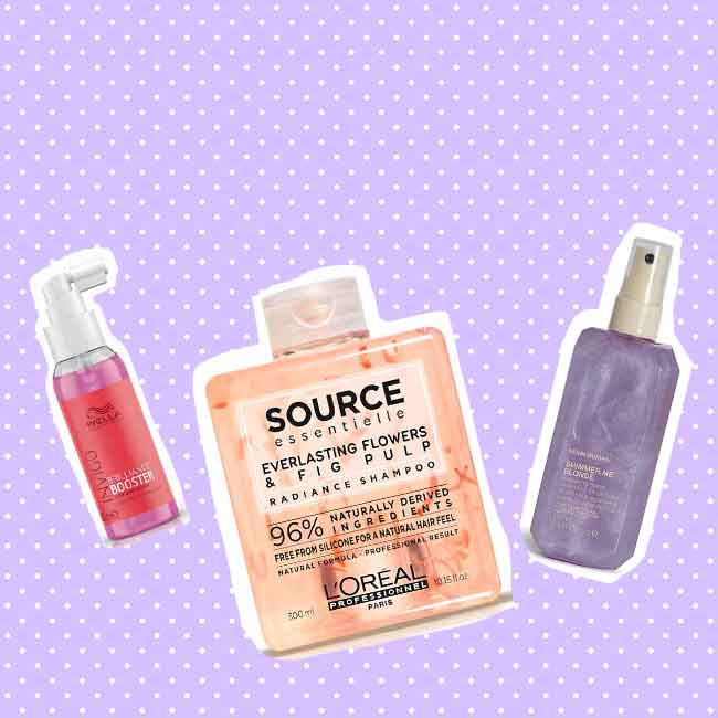 colour care products