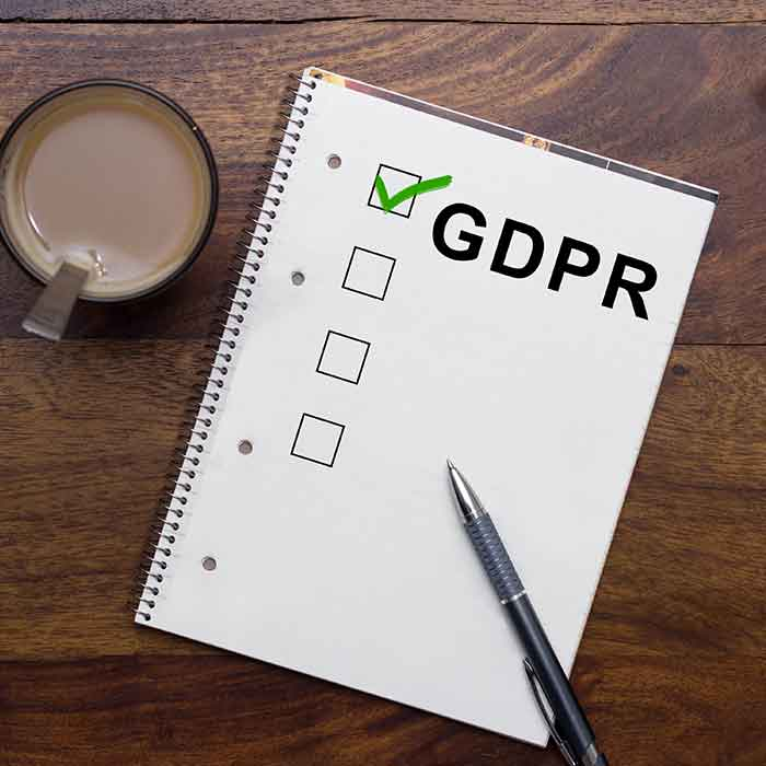 GDPR to do list