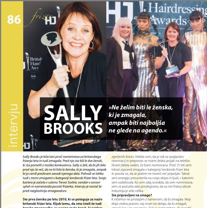 sally brooks mag
