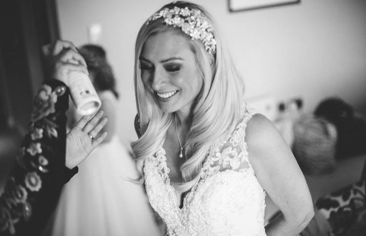 Angela Mason bride