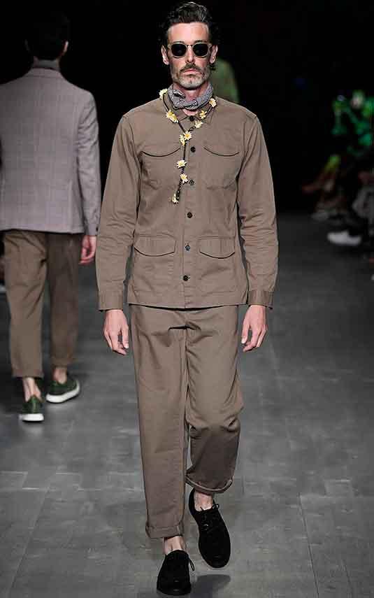 Oliver-Spencer-Model