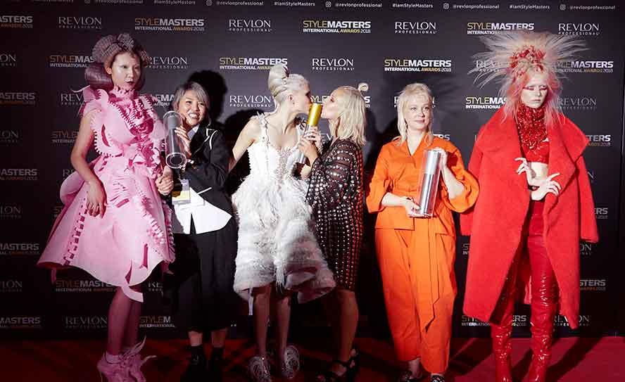Revlon_Style_masters_Award_winners