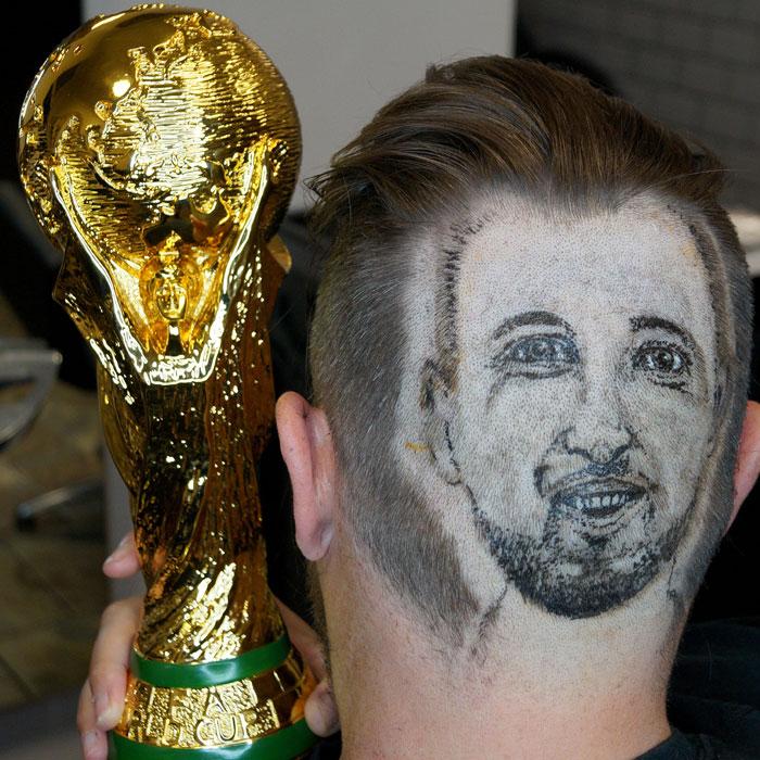 Harry Kane or Hairy Kane