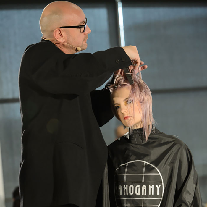 Mahogany Salon International Seminar