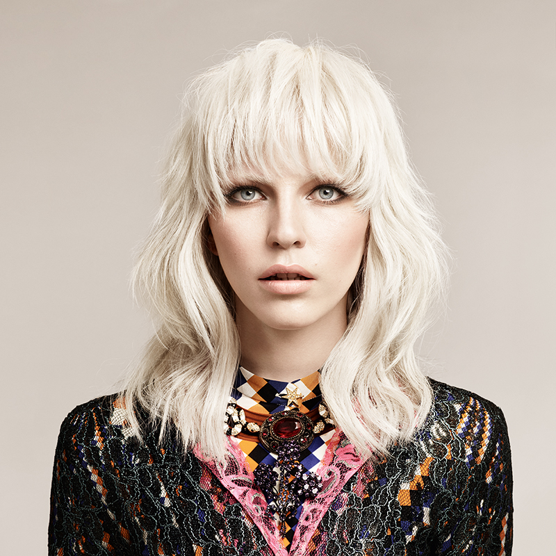 Toni and guy fringe