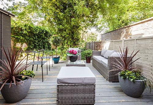 Robert Kirby Wimbledon Garden