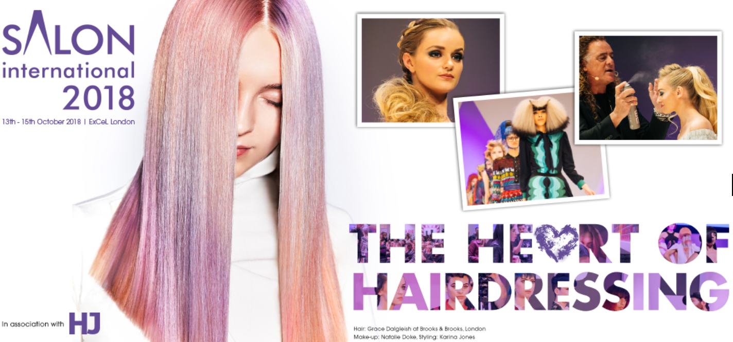Salon International Header
