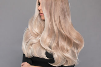 cool blonde hair colour